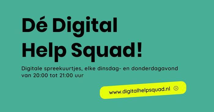 Digital Help Squad DDA