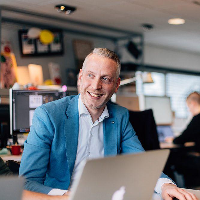 Jesse Jacobs - DOOR Business - partner van Online Succes