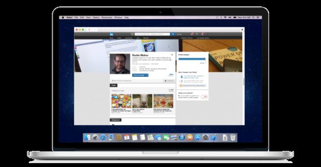 MacOSX-LinkedIn-screenshot