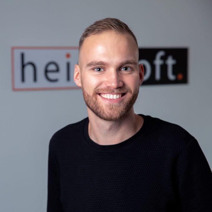Geerten Schollaart - Heinosoft - partner van Online Succes