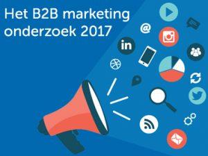 Het B2B marketing onderzoek 2017: de belangrijkste trends