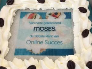 Mijlpaal: 500 bedrijven maken gebruik van Online Succes