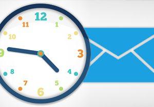 Wanneer kun je het beste jouw B2B nieuwsbrief versturen?